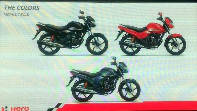 New 2016 Hero Achiever Price Rs 61,800; Mileage, Specifications, Images new-hero-achiever-launch-images-colours