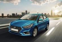 new 2017 hyundai verna india official image action shot