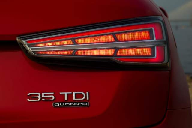 Audi Q3 Dynamic Edition India Price 39.78 lakh; Features, Specifications audi-q3-dynamic-edition-tail-light