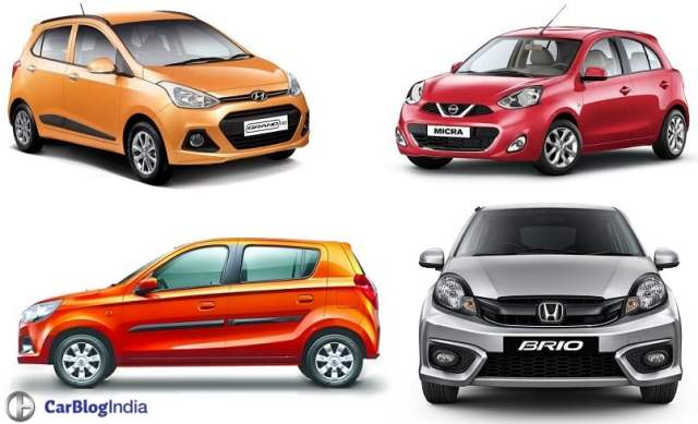 Automatic hatchback cars in India below 7 lakhs with Price, Specs, Mileage automatic-hatchback-cars-in-india-below-7-lakhs