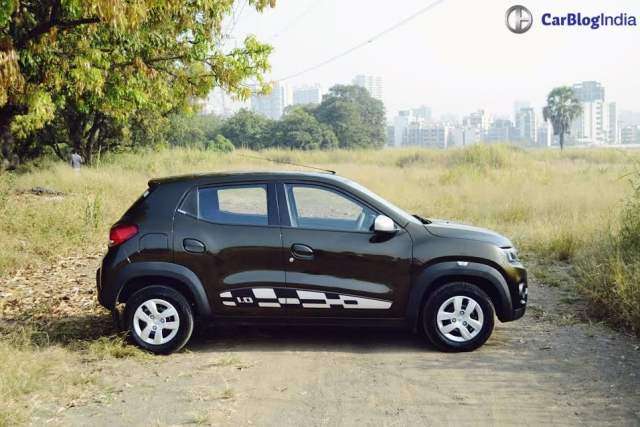 Renault Kwid Easy-R AMT Test Drive Review with Specifications, Images renault-kwid-amt-automatic-test-drive-review-images-7