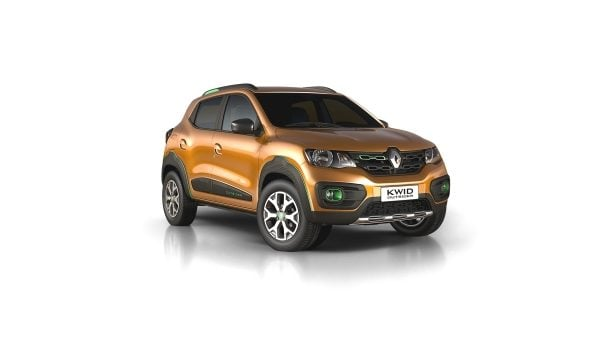 Renault Kwid Outsider Concept Unveiled at Sao Paulo, Brazil renault-kwid-outsider-concept-official