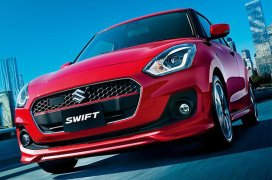 2017 Maruti Suzuki Swift Official Images Front