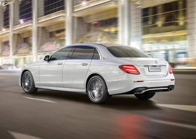 2017 Mercedes E Class India Launch, Price, Specifications, Design