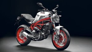 Ducati Monster 797 India official images front angle