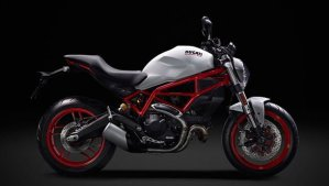 Ducati Monster 797 India official images side profile