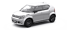 maruti ignis official colour options pearl arctic white