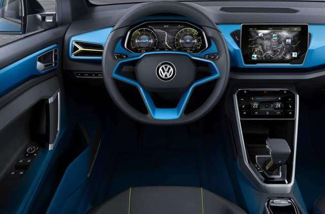 new 2018 volkswagen polo india images - interior
