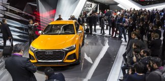 audi q8 suv images front top-1