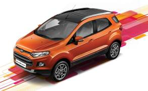 ford ecosport platinum edition