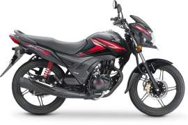 2017 honda cb shine sp colours black