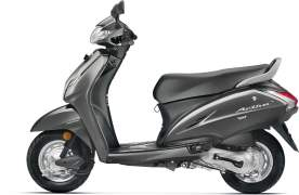 2017 honda activa 4g colours geny grey