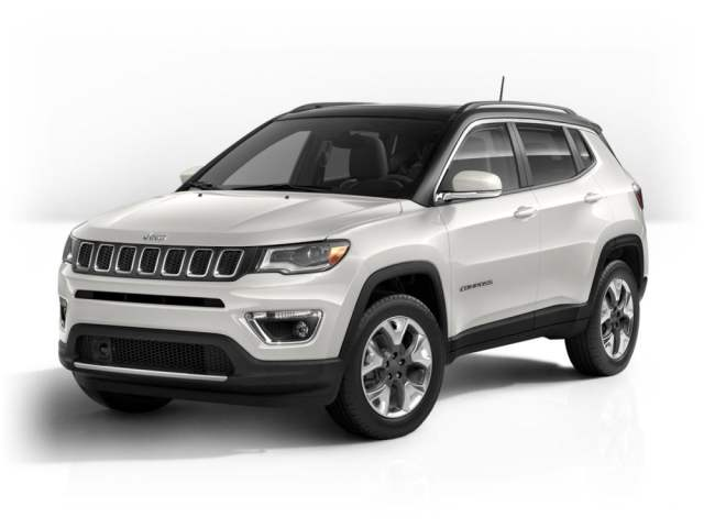 2017 jeep compass india front angle