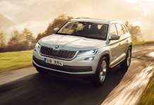 2017 skoda kodiaq suv india official images