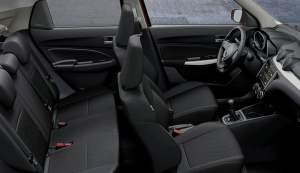2018 maruti suzuki swift official images cabin