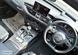 audi rs7 sportback performance review imgaes interior dashboard