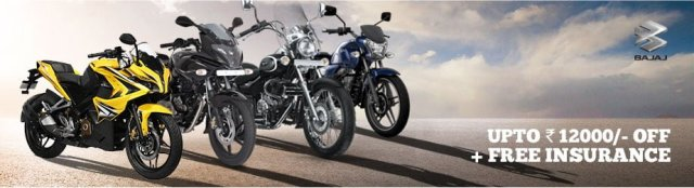 bs 3 two wheeler discounts bajaj