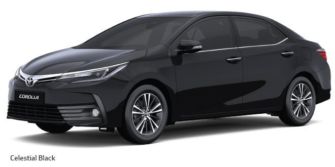 new toyota corolla altis 2017 india price specifcations features. Black Bedroom Furniture Sets. Home Design Ideas