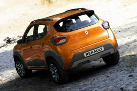 renault kwid climber official image