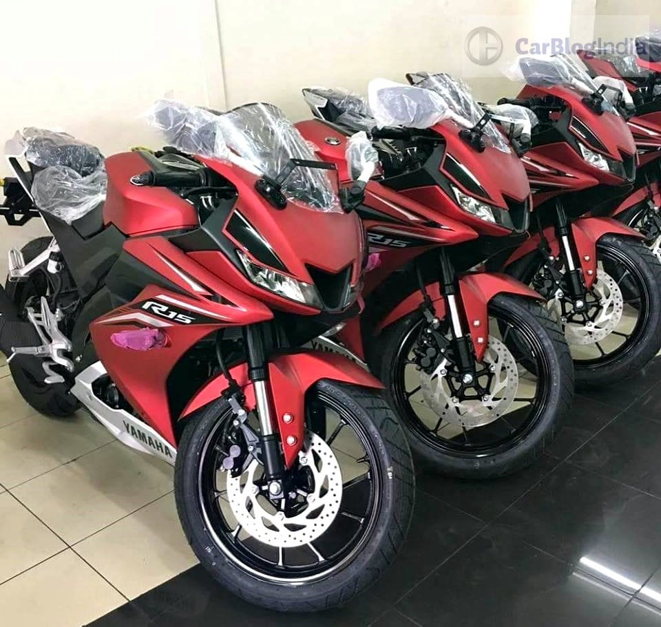 Price: Yamaha R15 Price