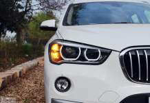 bmw x1 review india images front headlights