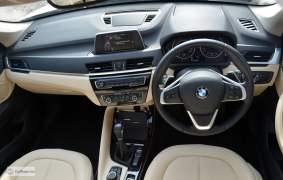 bmw x1 review india images interior