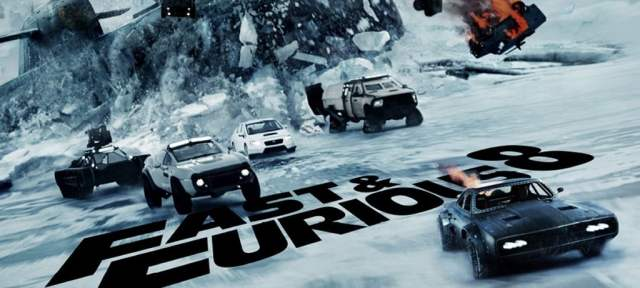 cars in fast and furious 8