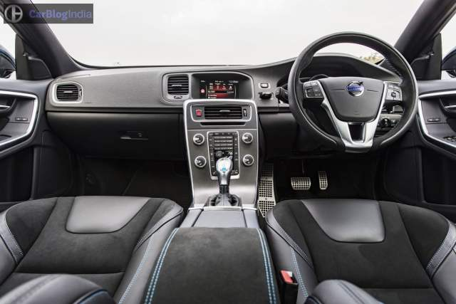 volvo s60 polestar review images interior