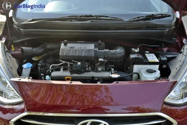 2017 hyundai xcent facelift test drive review engine