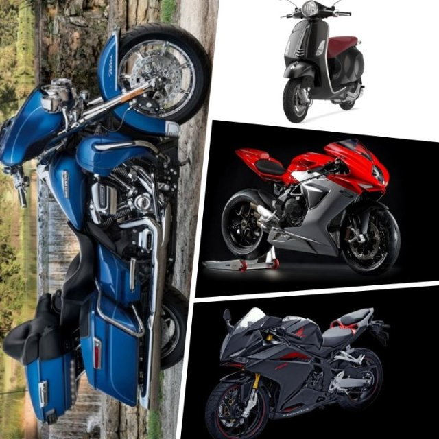 Bikes at Auto Expo 2018 - List of all motorcycles at Delhi Auto Show 2018