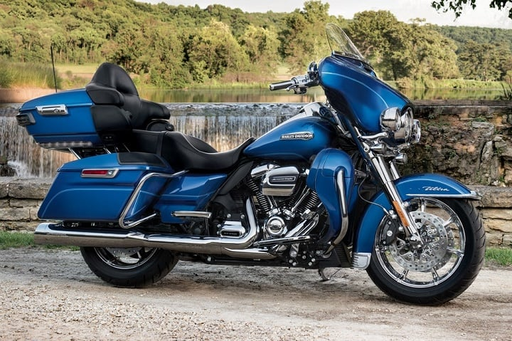 Harley-Davidson-Electra-Glide-Ultra-Classic - CarBlogIndia