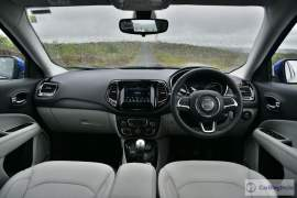 jeep compass india images interior dashboard