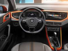 new 2018 volkswagen polo india images interior dashboard