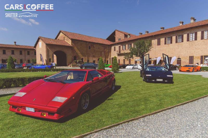 Fonte: Cars And Coffee