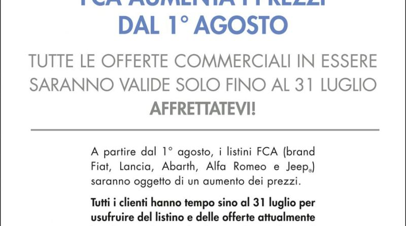 Fonte: passioneautoitaliane.blogspot.it