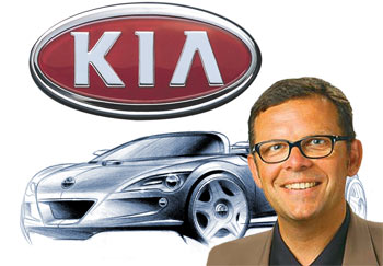 Peter Schreyer is new Kia Design Director