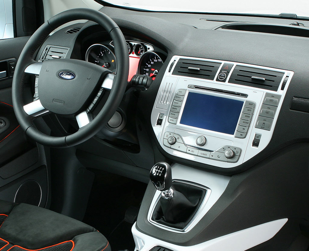 Ford Kuga Car Body Design