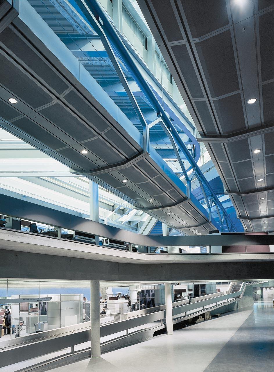 Zaha Hadid Restaurant Interior Design