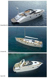 Bavaria Yachts Design Renderings