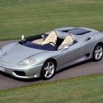 Ferrari 360 Barchetta Ldm 2000 Car Body Design