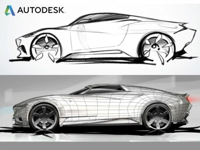 Autodesk releases automotive design showreel   Car Body Design Autodesk releases automotive design showreel
