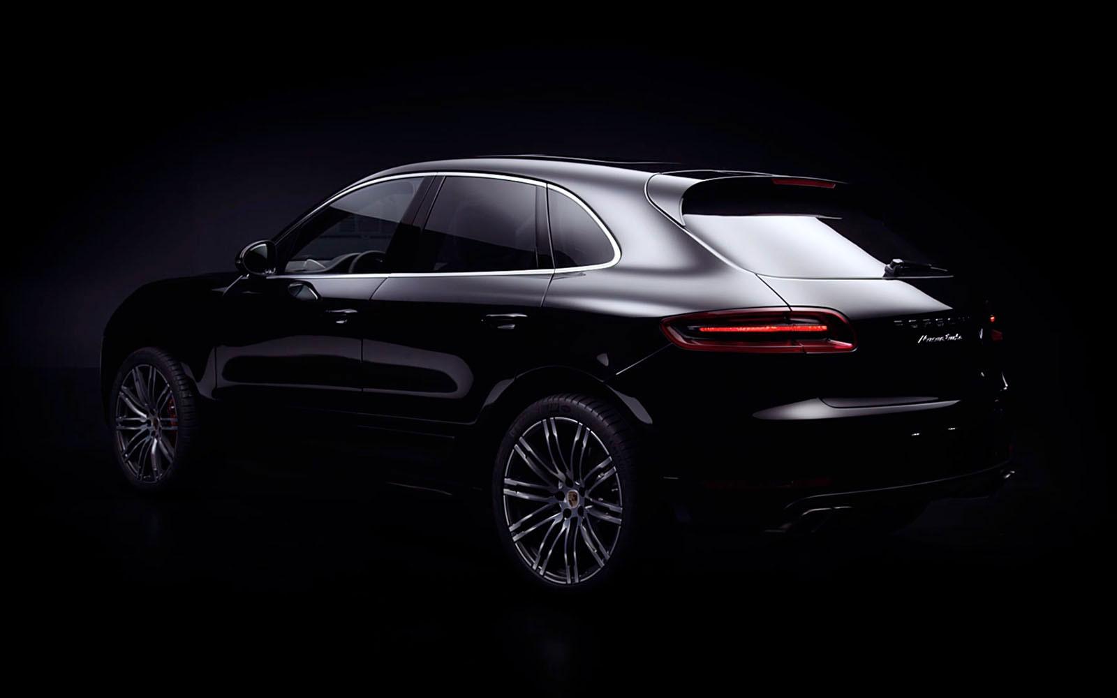 Porsche Macan Car Body Design