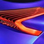 Toyota C Hr Concept Tail Light Car Body Design