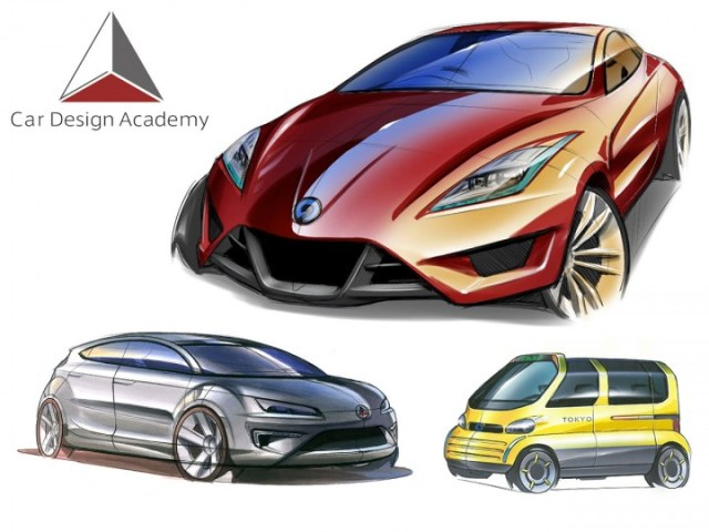 Car Design Academy online design school opens registration   Car     Car Design Academy online design school opens registration