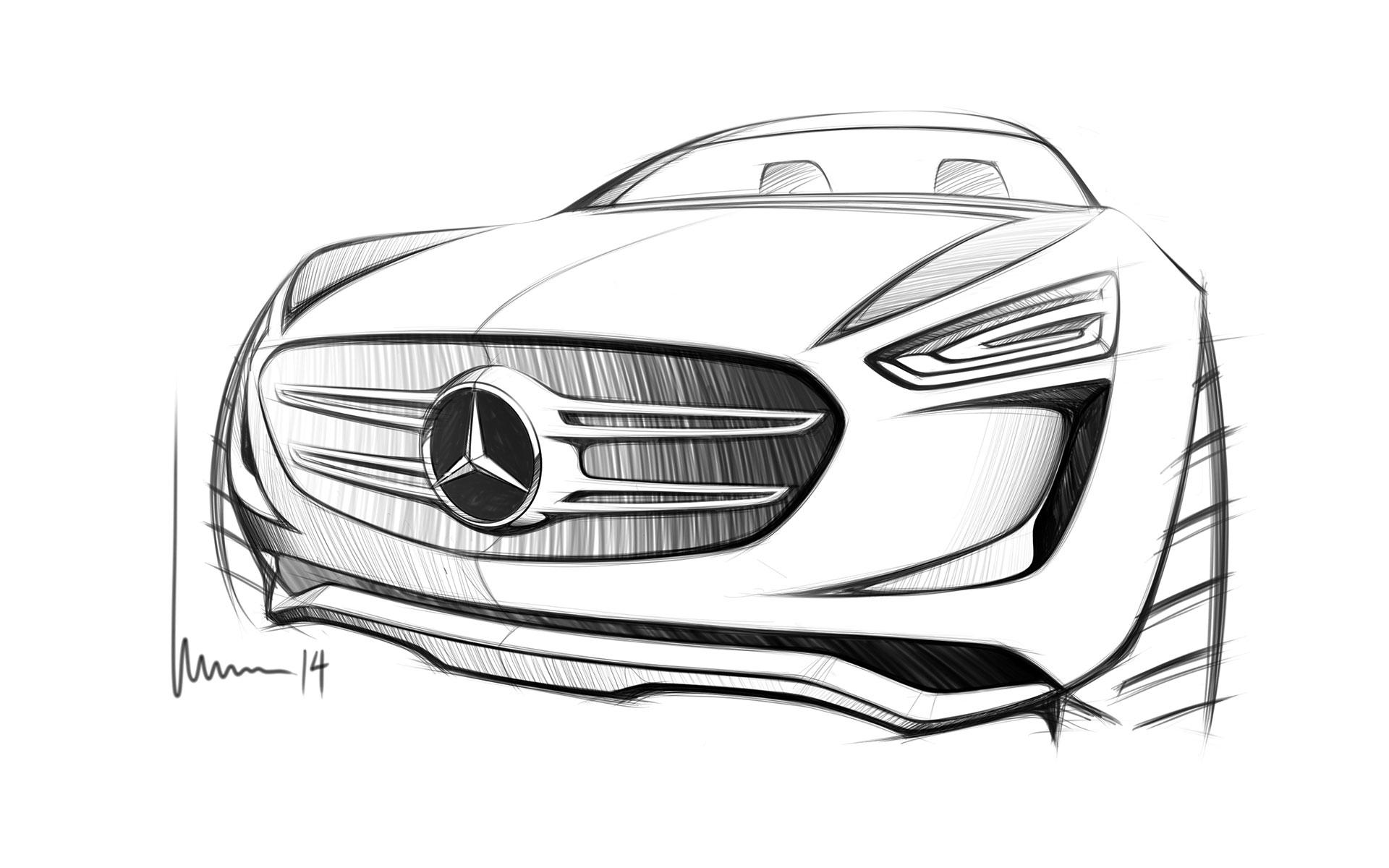 Mercedes Benz Vision G Code Concept