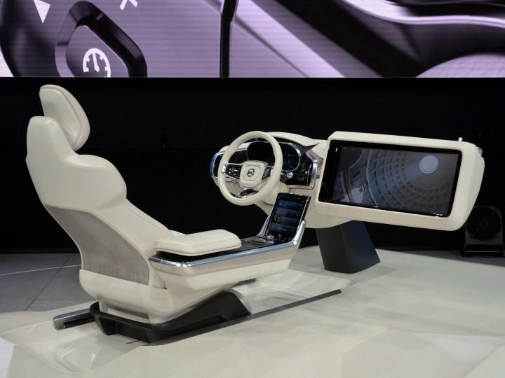 Volvo Unveils Concept 26 Interior Design Study Car Body