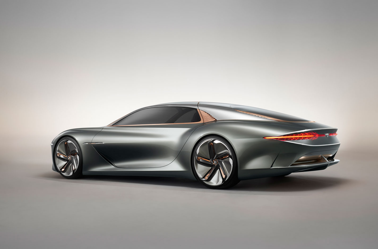 Bentley Exp 100 Gt Concept Car Body Design