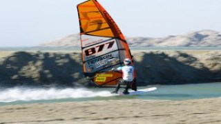 Anders reflects on Luderitz Speed Sailing 2013