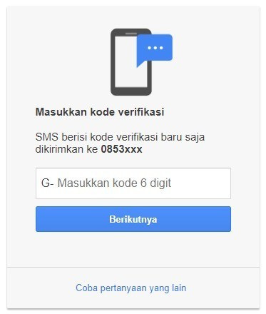 lupa password gmail hp android