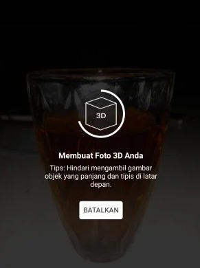 cara membuat foto 3d di fb